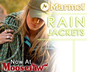Marmot Rain Jackets